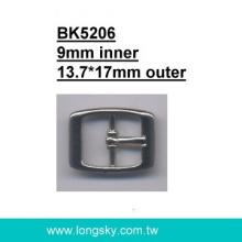 Clothing Belt Buckle (#BK5206-9mm)