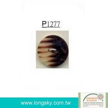 Classic custom button for shirts and coats (#P1277)