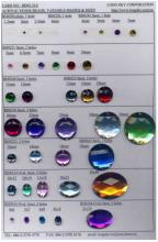 Acrylic Beads with Side Holes, Sewing