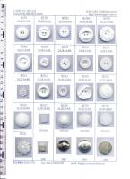 (#B37-1) Nylon and ABS Buttons Designed by Taiwan