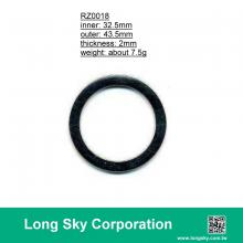 (#RZ0018/32.5mm) metal ring for 1.25 inch wide belt