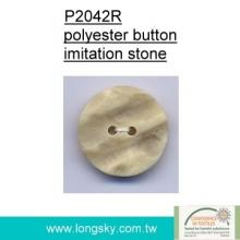 (#P2042R) Fashion imitation stone buttons