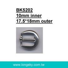 Clothing Belt Buckle (#BK5202-10mm)
