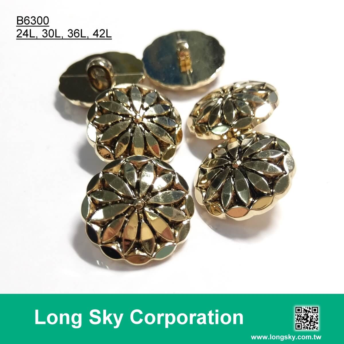 (#B6300/24L, 30L, 36L, 42L) 2017 best plated nickel free antique gold shank button for trousers