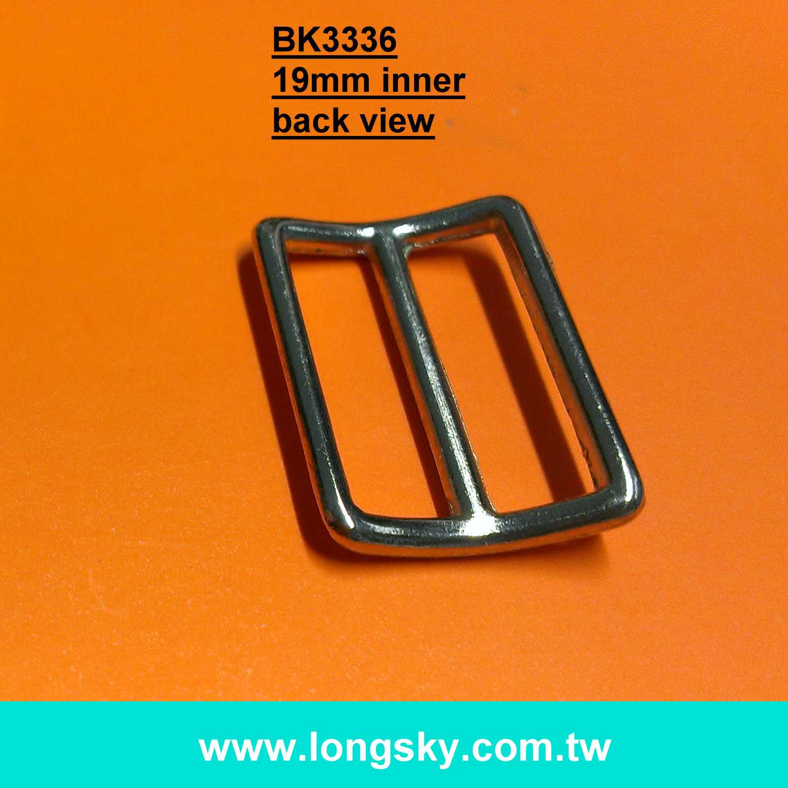 (#BK3334) metal buckle for cap belt